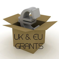 Details on the major EU and UK Grant Funds
